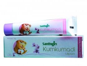 Santhigiri Kumkumadi lepam 15gms