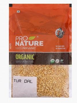 Pro Nature Organic Tur Dal 1 kg
