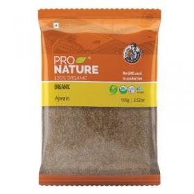 Pro Nature Organic Ajwain 100 gms