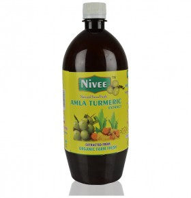 Nivee Amla Turmaric Juice 1 Ltr