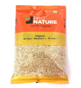 Pro Nature Organic Basmati Rice (Brown) 1 kg