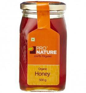 Pro Nature Organic Honey 500 gms