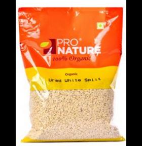 Pro Nature Organic Urad White Split 500 gms