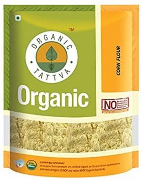 Tattva Organic Corn Flour 500 gms