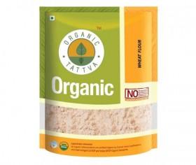 Tattva Organic Wheat Flour Atta 1 kg