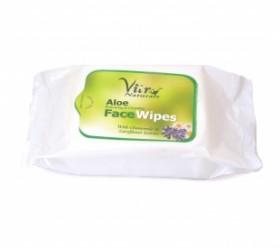 Vitro Naturals Face Wipes 30nos