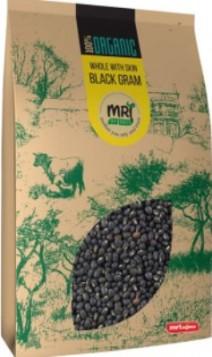MRT Organic Black Gram Split (Without Skin) 500 gms