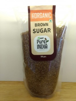 MRT Organic Brown Sugar 500gm