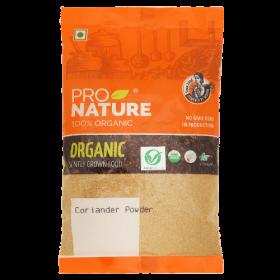 Pro Nature Organic Coriander Powder 100 gms