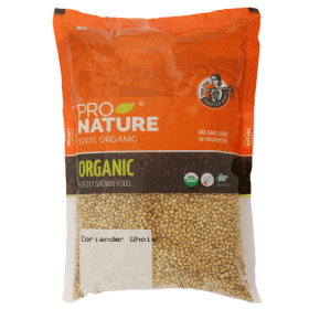 Pro Nature Organic Coriander (Whole) 200 gms