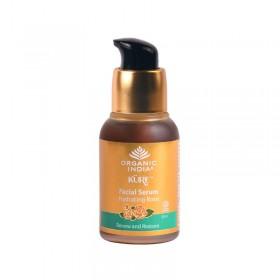 Organic India Facial Serum Hydrating Rose 30 ml