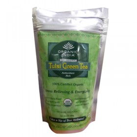 Organic India Tulsi Original Zipper - 100 gms