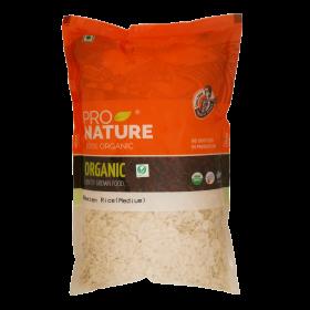 Pro Nature Organic Beaten Rice (Medium) 250 gms