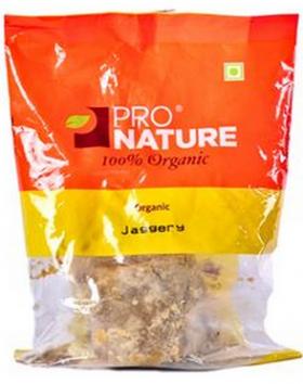 Pro Nature Organic Jaggery 400 gms