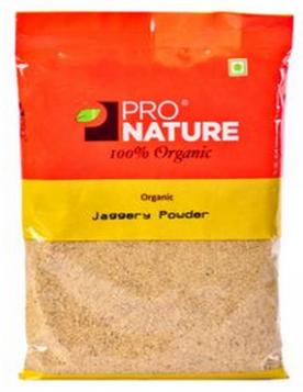 Pro Nature Organic Jaggery Powder 400 gms