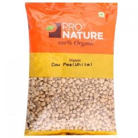 Pro Nature Organic Cow Pea (White) 500 gms