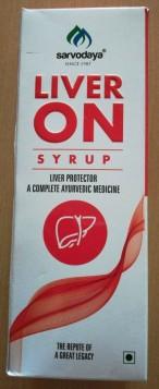 Sarvodaya Liver On Syrup 300 ml