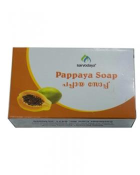 Sarvodaya Pappaya Soap 75 gms