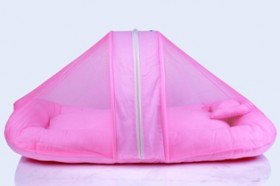 Touch Mee Baby Tent Pink
