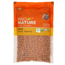 Pro Nature Organic Kala Channa 500 gms