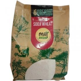 MRT Organic Sooji Wheat Roasted 500 gms