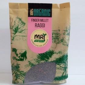 MRT Organic Finger Millet (Raagi) Whole 500 gms