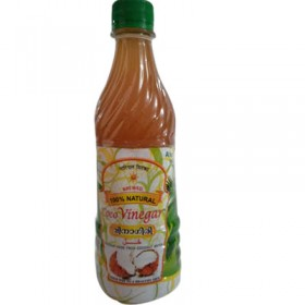 Natural Coco Vinegar 500 ml
