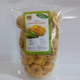 MRT Kerala Golden Banana Chips 100 gms