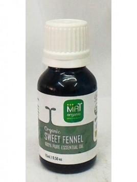 MRT Organic Sweet Fennel Oil