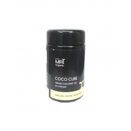 MRT Organic Virgin Coconut Oil Cap 60 - COCO CURE