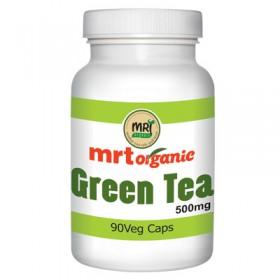 MRT Organic Green Tea 90 Veg Cap