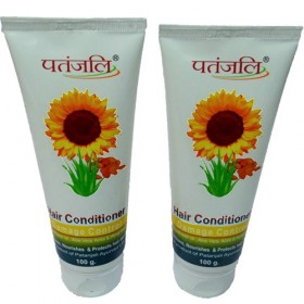 Patanjali Hair Conditioner Damage Control Pack of 2 (200 gms)