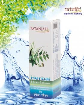 Patanjali Herbal Shaving Cream 100 gms