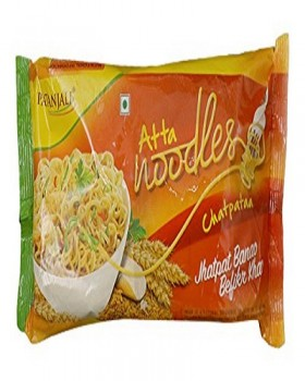Patanjali Atta Noodles Classic - Family Pack