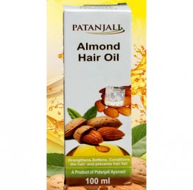 Patanjali Almond Hair Oil 100 ml
