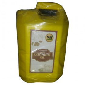 MRT Organic Coconut Oil 5 Ltr