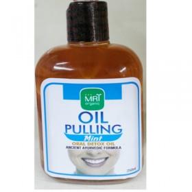 MRT Organic Oil Pulling Mint Flavour 250 ml