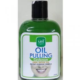 MRT Organic Oil Pulling Cardamom Flavour 250 ml