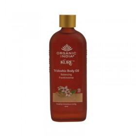 Organic India Tridoshic Body Oil Balancing Frankincense 120ml