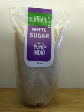 MRT Organic Sugar (White) 500 gms