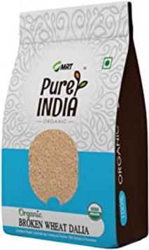 MRT Organic Broken Wheat (Dalia) 1 Kg