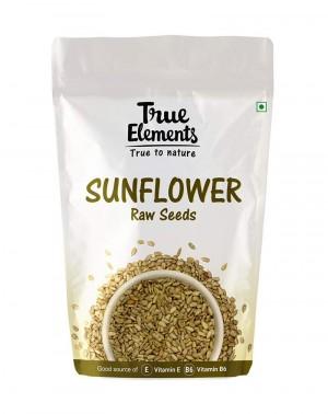 True Elements Raw Sunflower Seeds, 250g