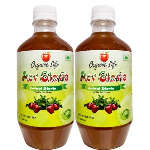 ACV WITH STEVIA 500ML (1+1 FREE)