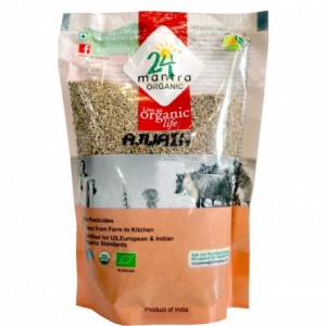 24 Mantra Organic Ajwain 100 gms