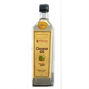 Elements Coconut Oil 750 ml