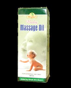 Megha Baby Massage Oil