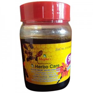 Megha Pure Small Honey 250 gms