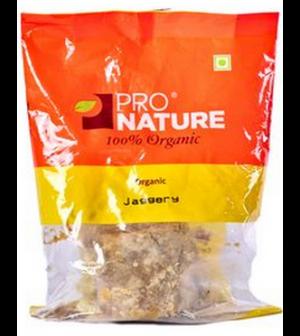 Pro Nature Organic Jaggary 800 gms