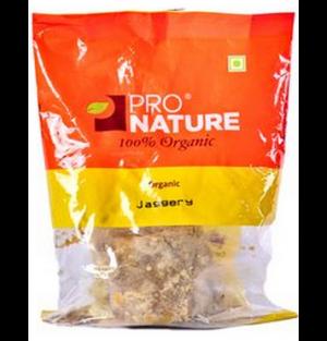 Pro Nature Organic Jaggery Granules 400 gms