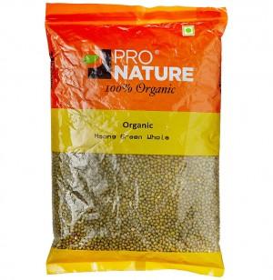 Pro Nature Organic Moonggreen Whole 1 kg